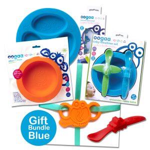 Blue Gift Set